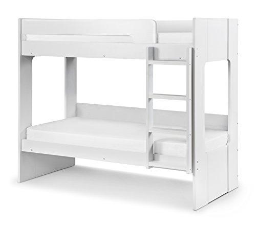 Julian Bowen Ellie Bunk Bed, Wood, White