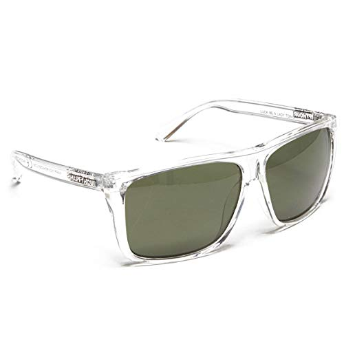 Happy Hour Casino Sunglasses - Clear Gloss]()