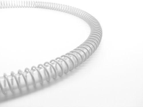 Silver PrimoChill Anti-Kink Coils 5//8in