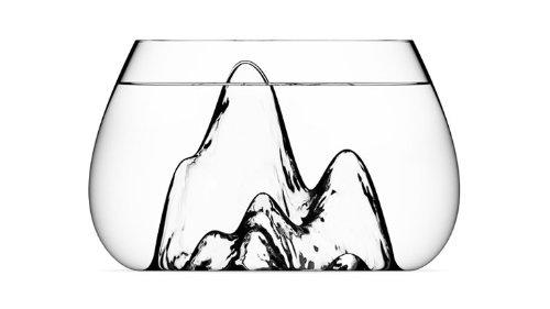 Aruliden Fishscape Fish Bowl, My Pet Supplies