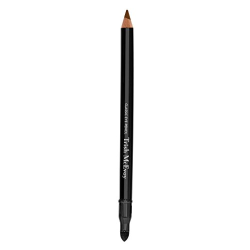 Trish McEvoy Classic Eye Pencil with Sharpener, shade=Taupe