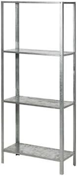 Ikea HYLLIS - Estanterías Unidad, galvanizado - 60x27x140 ...
