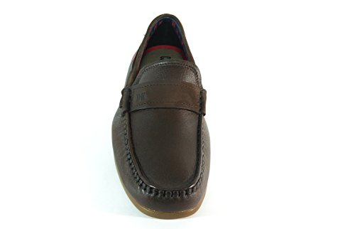 Brown Loafer Flats Brown Callaghan Men's wFpqxnCP