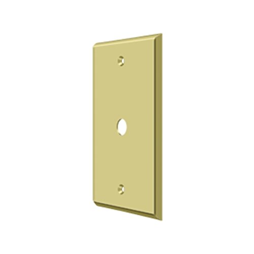 Deltana CPC4764U3 Cable Cover Switch Plate
