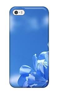 TYH - 2135517K85285596 Cute Tpu Flower Case Cover For Iphone 5C phone case