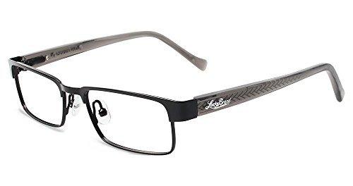 LUCKY BRAND Eyeglasses BEHAVE Black 49MM