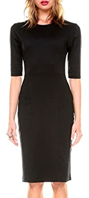 Stanzino Pencil Dresses for Women Knee-Length