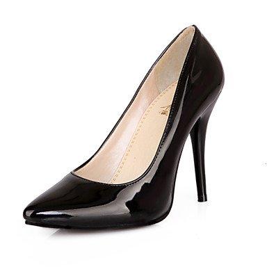 Le donne sexy elegante sandali donna tacchi Primavera Estate Autunno altri cuoi Office & Carriera Abito casual Stiletto Heel OthersBlack blu verde giallo rosa rosso , verde , noi6.5-7 / EU37 / uk4,5-5