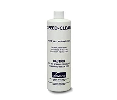 Amazon. Com: midmark speed clean 16oz ultra cleave steam.