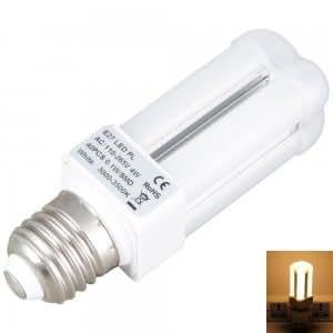 E27 4W 40LED SMD3014 3000-3500K Warm White Corn Light LED Light Bulb (110-265)