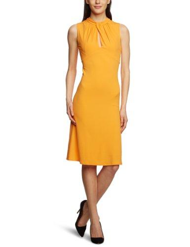 C3 Damen Compagnia knielang Italiana Kleid Mandarino 0 Orange 018 TxvIUqHx