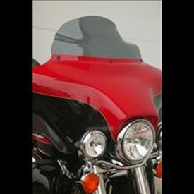 Klock Werks KW05-01-0210 8.5 Flare Windshield for Harley-Davidson FLH (Werks Windshield Klock Flare)