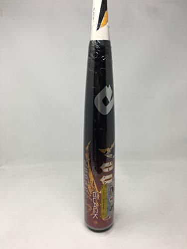 DeMarini VooDoo Black (-9) Senior Baseball Bat - 2009 Model (29inch/20oz.)