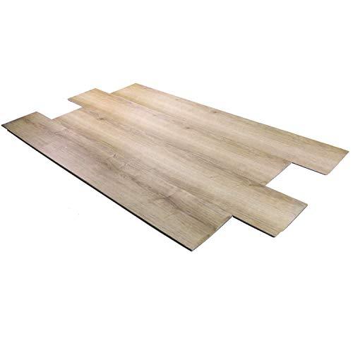 Nisorpa Vinyl Planks Flooring Tiles 12pcs SPC Floor Plank 29