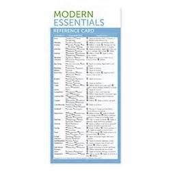 Modern Essentials Pdf