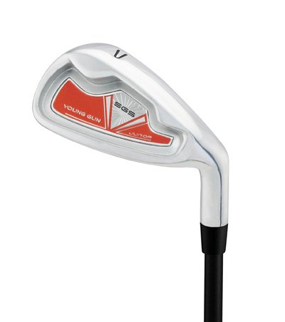 Young Gun Birdie RED Junior Golf Club Set & Bag for Kids Ages 9-11 RH
