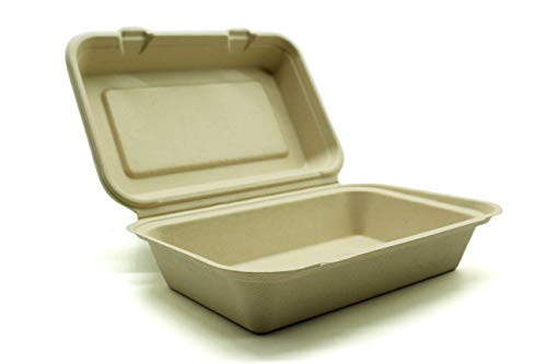 Clamshell Disposable Containers Microwavable Container product image