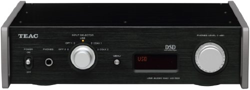 TEAC Reference 501 USB audio dual Monod Lal D / A converter black UD-501-B (Japan Import) by Teac