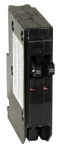 square d by schneider electric qo2020cp qo 2 20 amp single pole tandem circuit breaker in the. Black Bedroom Furniture Sets. Home Design Ideas
