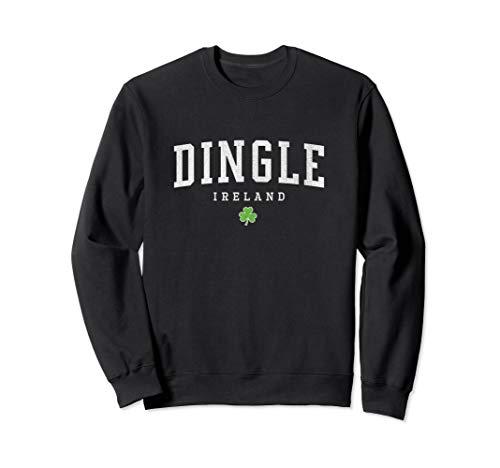 Dingle Ireland, clover Sweater - Men, Women's sweatshirt