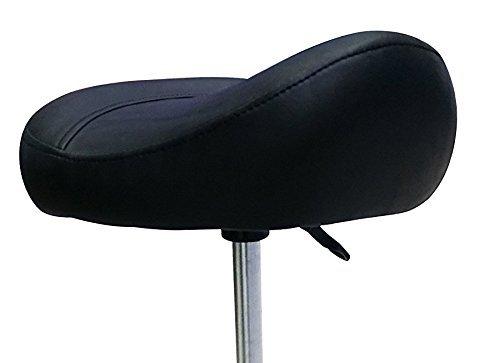 Crisnails sgabello da lavoro sedia girevole ruote sgabello cosmetico