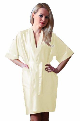 Nine X - Bata - para mujer blanco crema