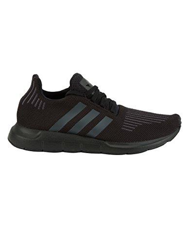 adidas Men's Swift Run Shoes,BLACK/UTILITY BLACK/BLACK,6 M U