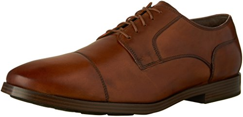 Cole Haan Men's Jay Grand Cap Toe Oxford, British Tan, 9.5 M US