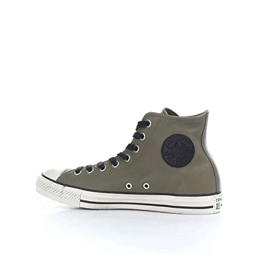 Taylor 322 Adulto CTAS Unisex Field Chuck Black Converse Egret Multicolor Zapatillas Hi Surplus Distressed 5xqSO0awU