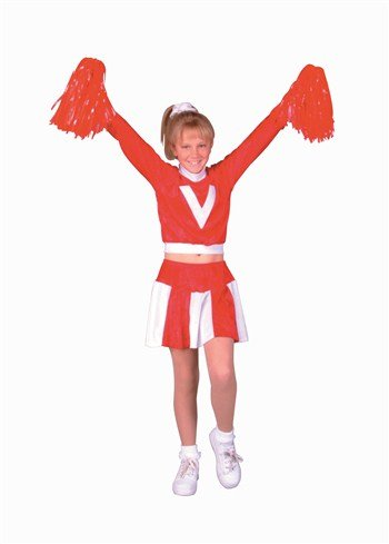 - 31s16PbDfxL - Velvet Cheerleader Child Costume