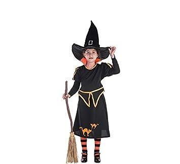 Disfraz de Bruja Carol para niña: Amazon.es: Juguetes y juegos