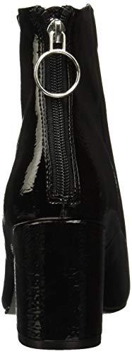 Break Steve Donna Nero Boot 018 Patent black Madden Ankle Stivaletti wR5qwrg