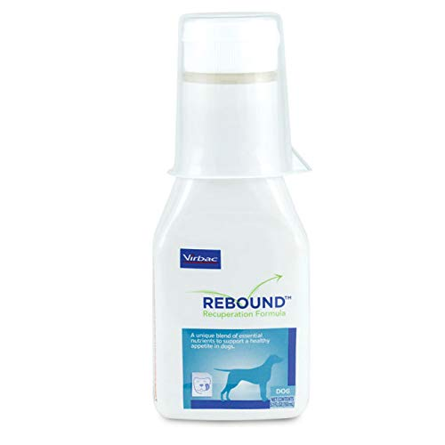 - (3 Pack) Rebound Recuperation Formula Canine - 150 ml (5.1 fl oz) Each, Pack of 3
