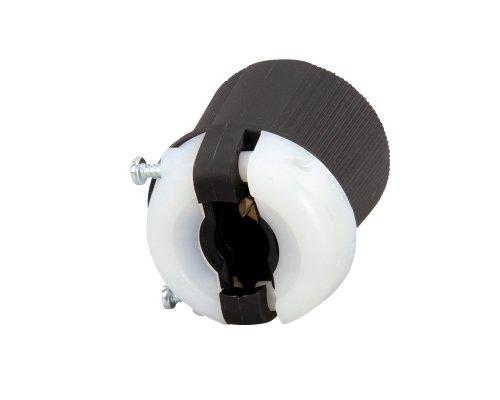 Hubbell 2711 Twistlock Plug, 30-Amp, 125/250-volt