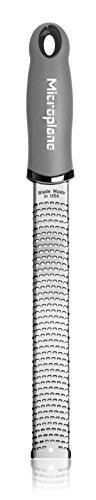 Microplane 46901 Premium Classic Series Zester, Grey