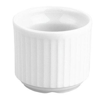 Pillivuyt Plisse Egg Cup, European Style -  274240BL