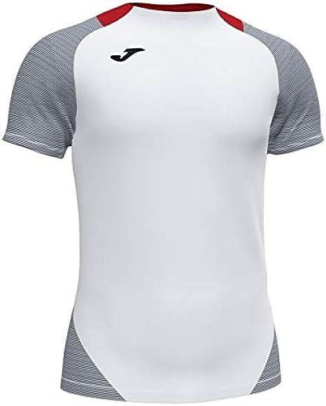 Joma Essential II Camisetas Equip. M/C Hombre