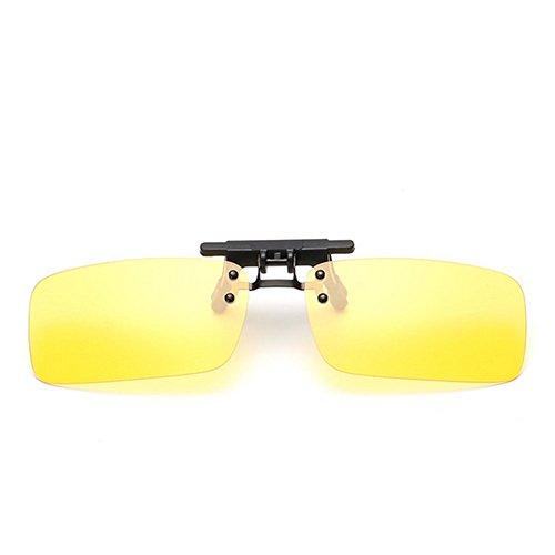 SOL ORIGINALS Wayfarer Sunglasses (Yellow/Pink) - 2