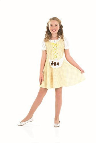Goldilocks Girl (Goldilocks Costume)