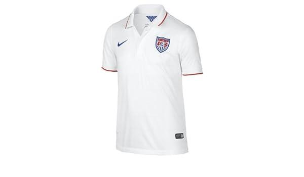 2001f8d3f Amazon.com: Nike Men's Soccer U.S. Home Jersey: Sports & Outdoors