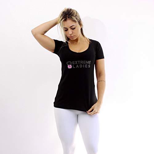 Camiseta Extreme Ladies Crft - Feminino - Preto - P