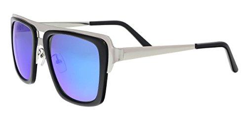 Sean John SJ9070S 18 Silver Aviator - Sean John Sunglasses