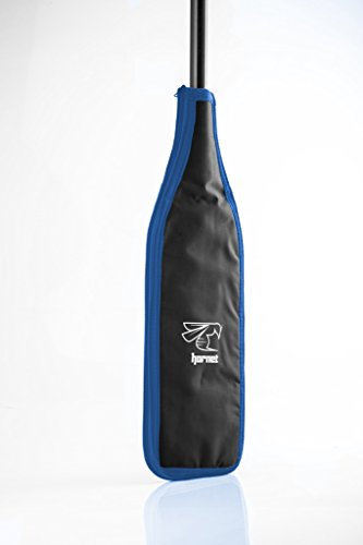 Hornet Watersports Blade Cover for Dragon Boat Paddle (Black/Blue/Silver) … by Hornet Watersports (Image #1)