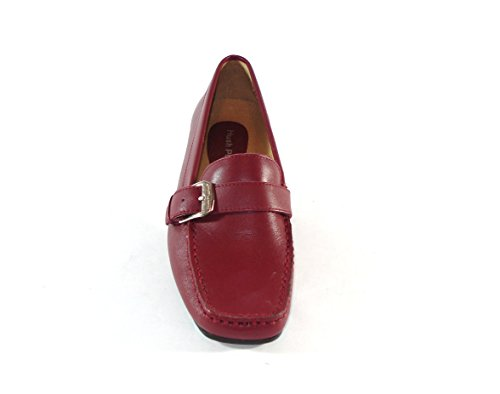 Hush Puppies, Mocassini donna rosso rosso 36