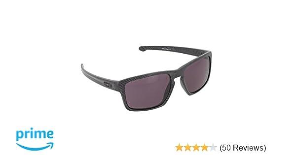 ba54f4d8f5 Amazon.com  Oakley Mens Sliver Fingerprint Sunglasses
