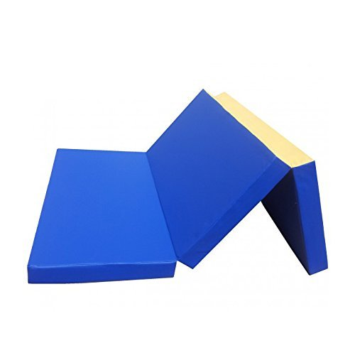 "Niro Sport Gymnastics Folding Mat 59"" X 39"" X 3"" Tumbling"