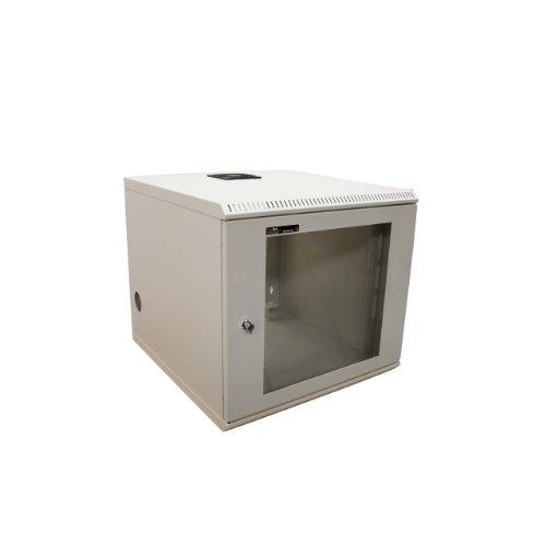 StarTech.com 10U 19-Inch Wall Mounted Server Rack Cabinet CAB1019WALL (Beige)
