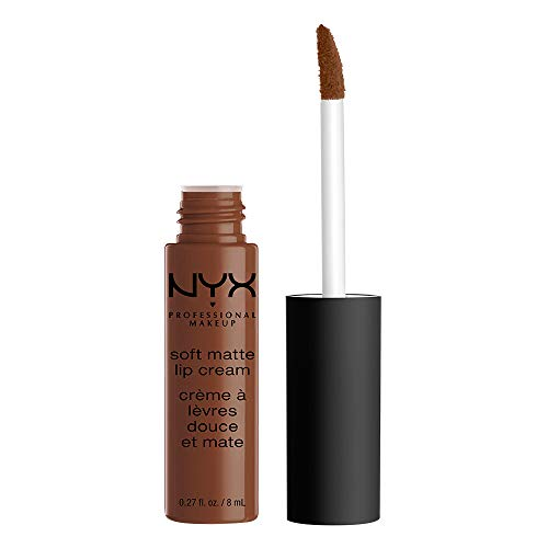 NYX PROFESSIONAL MAKEUP Soft Matte Lip Cream, Dubai, 0.27 Fluid Ounce