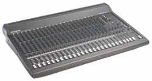 mackie 4 channel mixer - 9