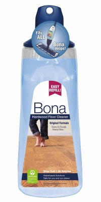 Bona Kemi Usa WM700054001 Hardwood Floor Cleaner Refillable Mop Cartridge - Quantity 8